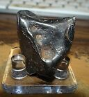43 Gm  CANYON DIABLO IRON METEORITE  TOP GRADE ARIZONA STAND INCLUDED