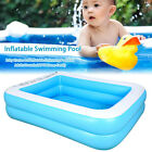 Inflatable Swimming Pool Large Family Outdoor Backyard Pool For Kids Adult HOT