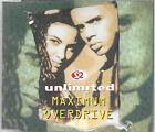 2 Unlimited - Maximum Overdrive, CD Single, great condition.