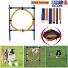 Dog Outdoor Game Agility Exercise Training Equipment hurdle obedience training