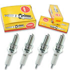 4pcs 1993 Moto Guzzi DAYTONA NGK Standard Spark Plugs 1000 Kit Set Engine ai