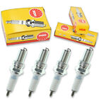 4pcs 1997 Moto Guzzi DAYTONA RS NGK Standard Spark Plugs 1000 Kit Set Engine qb