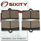 Front Ceramic Brake Pads 1996 Ducati 916 Strada Set Full Kit Biposto Complet tu
