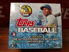 2015 Topps Series 1 Jumbo Baseball Factory Sealed Hobby Box