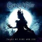 ID72z - CRYSTAL VIPER - TALES OF FIRE AND IC - CD - New