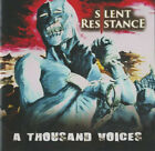 ID293z - Silent Resistance - A Thousand Voices - CSK296 - CD - uk