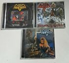 Lizzy Borden Love You To Pieces Menace To Society Visual Lies CDS