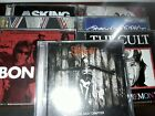 Metal CD Lot #6  (Great Bands/Great Titles) FAST S/H SLIPKNOT, HINDER, THE CULT