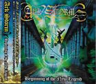ARK STORM – Beginning Of The New Legend - 2003 - CD - MINT - neoclassical power
