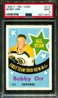 Bobby Orr Cards, Rookie Cards and Autographed Memorabilia Guide 10