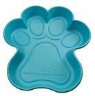 Paw Shaped Dog Pool For Dogs Bone Pool Blue