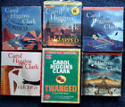 6 AUDIOBOOKS Hitched MOBBED Wrecked CURSED Zapped TWANGED Carol Higgins Clark