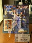 2000 Starting Lineup Bret Boone Autographed Signed Atlanta Braves