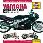 Haynes Manuals 90-98 YAMAHA FZR6: Haynes Repair Manual M2056 70-1010 HM-2056
