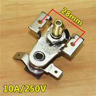 Adjustable Mechanical Temperature Control Switch 1pc Set Fit For Auone 901b-r