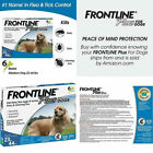 6 Doses Frontline Plus Flea Tick Treatment For Dogs Medium Size Dog23 44 Lbs