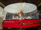 Red Top Budweiser Carousel Clydesdale Horse Parade Light Rotary Synchron Motor