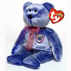 Periwinkle the Bear Ty Beanie Baby MWMT Retired Collectible
