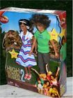 High School Musical 2 Taylor And Chad Dolls New In Box 2007 Barbie Doll NRFB