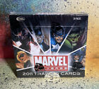 2011 MARVEL UNIVERSE Factory Sealed Trading Card Box 6287 8000 Hand Drawn Sketch