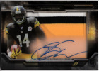 2015 Topps Strata Football Cards - Review Added 16