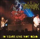 Mortification : 10 Years Live Not Dead Heavy Metal 1 Disc CD