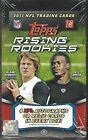 2011 Donruss Rated Rookies Football Cards 13