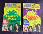 TOPPS CHARLIE'S ANGELS EMPTY TRADING CARD BOXES 2 DIFF C. 1977