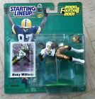 NEW 2000 NFL Starting Lineup Action Figure Ricky Williams New Orleans Saints