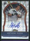2011 Topps Finest ANTHONY RIZZO auto RC autograph XFRACTOR 299 Cubs
