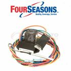 Four Seasons Engine Cooling Fan Controller for 1990 1993 Geo Storm Belts pi