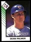 1993 Kenner Starting Lineup #16 Dean Palmer Texas Rangers