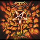 Anthrax - Worship Music - Anthrax CD OSVG The Fast Free Shipping