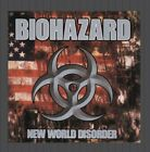Biohazard - New World Disorder - Biohazard CD Q7VG The Fast Free Shipping