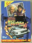 1989 Topps Back to the Future II Trading Cards 9