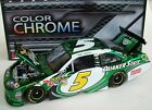 Kasey Kahne 2012 Quaker State 5 Chevy Color Chrome 1 24 NASCAR Diecast New