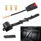 New 3Point Universal Black Strap Adjustable Safety Seat Belt For GMC Mazda Lexus