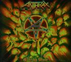 Anthrax - Worship Music - Anthrax CD 9CVG The Fast Free Shipping