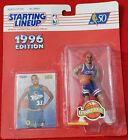 Grant Hill Detroit Pistons - Ft. Wayne Throwback Jersey 1996 Starting Lineup