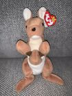 ty beanie baby 1996 pouch- Style 4161 - Limited Edition- Errors