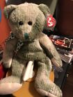 Ty Beanie Buddy McWooly Irish Bear (2004) Retired