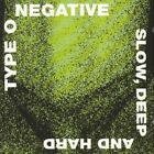 ID3z - Type O Negative - Slow Deep And Hard - CD - New