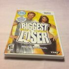 The Biggest Loser Nintendo Wii Exercise Fitness Game Complete FREE SHIPPING