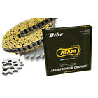Chain Kit AFAM 520 Type Xsr (Crown Ultra-Light) Husaberg FE550 E