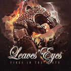 Leaves' Eyes : Fires in the North CD EP (2016)