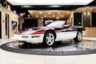 1995 Chevrolet Corvette Pace Car Convertible Original Pace Car Only 1019 Miles  Matching Fully Documented 1 of 527 Made