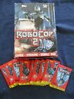 Full Box 36 Wax Packs RoboCop 2 Gum Cards 1990 Topps Trading Cards