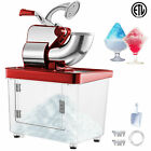 Commercial Ice Shaver Electric Snow Cone Machine Commercial Blender Ice Crushers