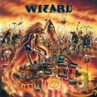 ID72z - WIZARD - HEAD OF THE DECEIVER - CD - New