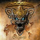 Gamma Ray - Majestic - Gamma Ray CD LUVG The Fast Free Shipping